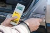 Индикатор ДЕТЕКТОР НМ для выявления признаков изменения маркировочных данных авто