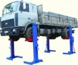 Передвижной подъемник для грузовых автомобилей ПП-10