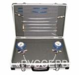 SMC-1005/2 - диагностический набор предназначен для контроля давления в обратной магистрали форсунок систем впрыска Common Rail Siemens, Bosch, Delphi