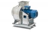 Оборудование для отвода выхлопных газов