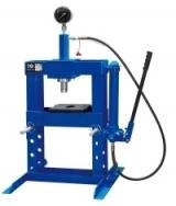 Пресс гидравлический 10т HJ0802CE (SD0802CE), настольный